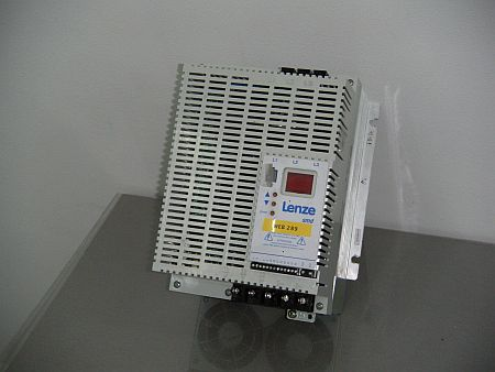 Lenze model ESMD183L4TXA