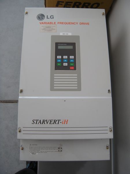 Naprawa falownika LG SV037iH-4U