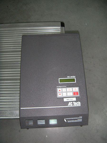 Naprawa falownika AC Tech mc Series